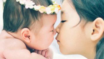 Как подготовить старшего ребёнка к рождению младшего