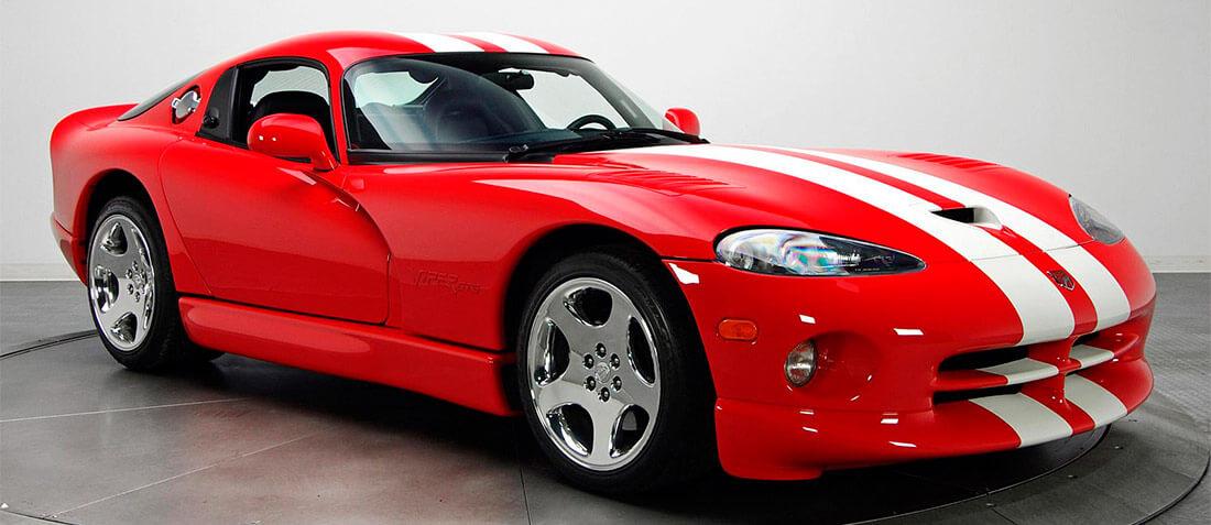 ТОП-10 Самых красивых спортивных автомобилей